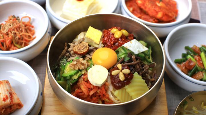 ZUID-KOREA - gastronomie & vervoer en verblijf