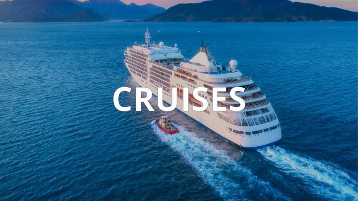 Cruises/ferries