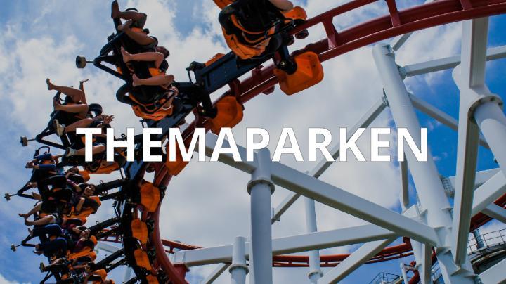 Themaparken & attracties